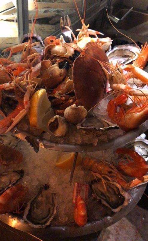 Du Bar à l'huitre - La Carte - Restaurant Arles